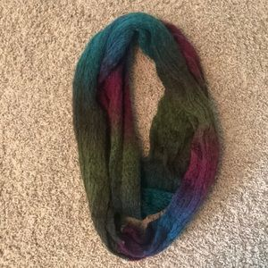 Accessories - Multi-colored Circle Scarf